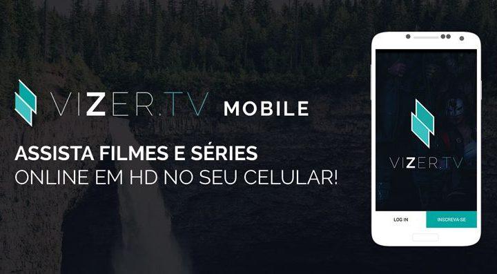 O VIZER TV ESTA DE VOLTA !! CONFIRA O NOVO SITE