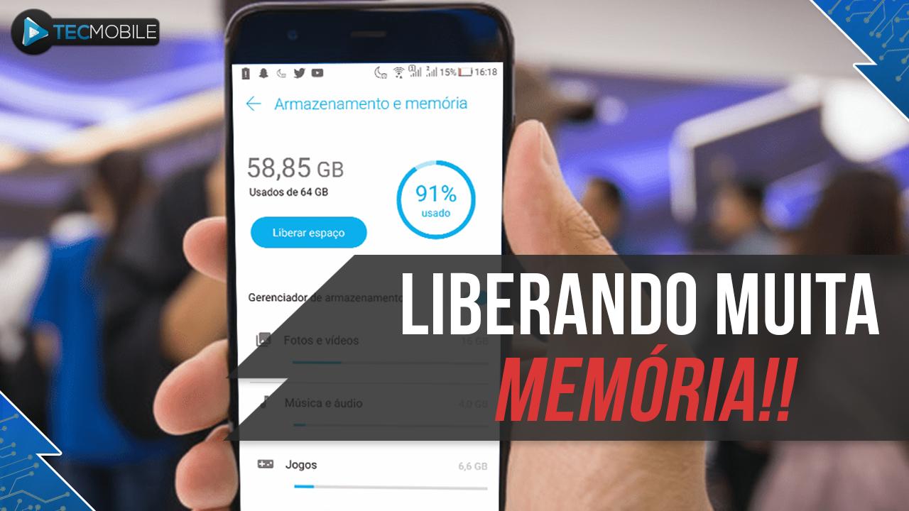 MANTENHA SEU CELULAR ANDROID LIMPO E ORGANIZADO – LIBERANDO MUITA MEMORIA