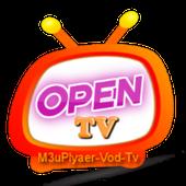 Escolha uma Forma para baixa seu app (OpenIPTVFree