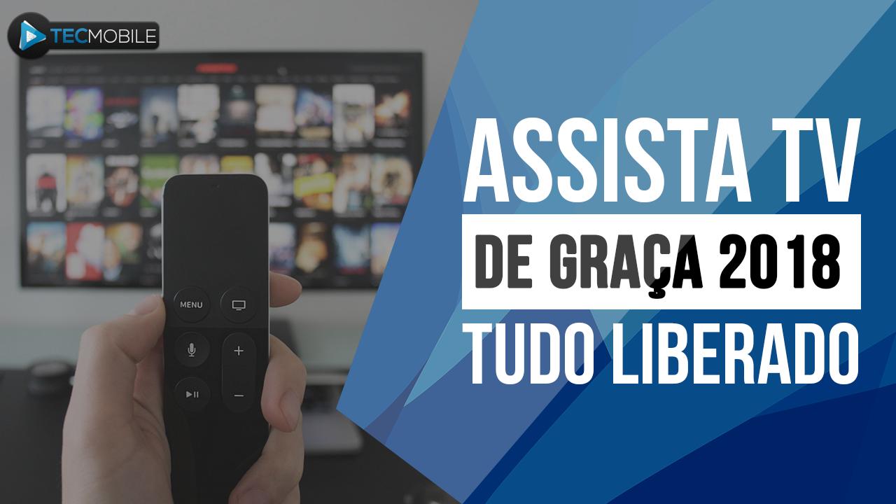 NOVO APP – ASSISTA TV ONLINE – TODOS OS CANAIS LIBERADOS