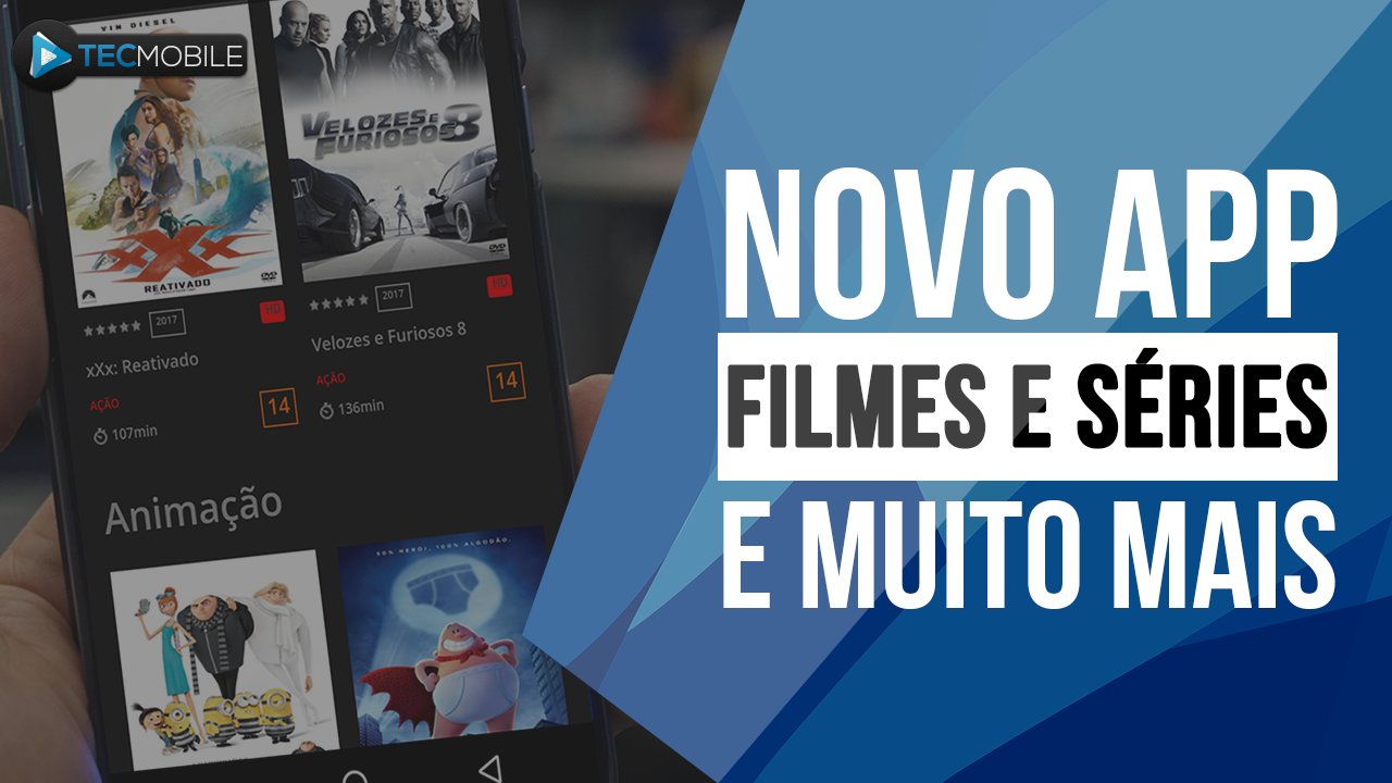 NOVO APP!! ASSISTA FILMES SÉRIES ANIMES E TV ONLINE
