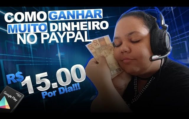 COMO GANHAR DINHEIRO NO PAYPAL E GIFT CARDS