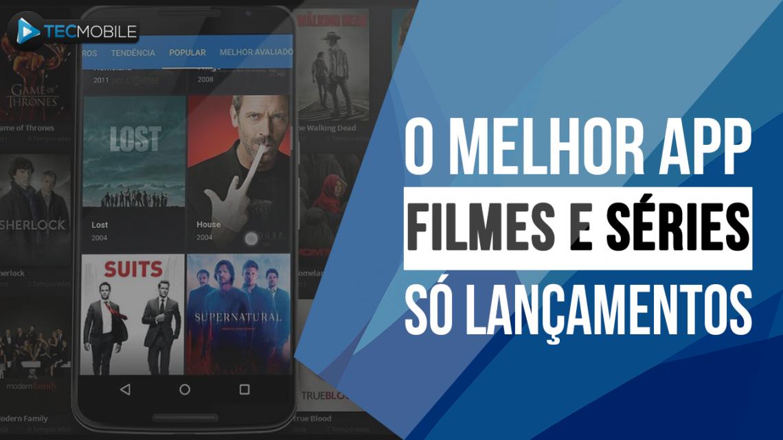 SAIU!! ASSISTA FILMES E SÉRIES LANÇAMENTOS 2018