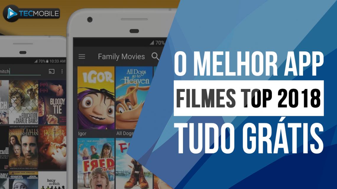 NÃO TEM OUTRO MELHOR!! NOVO PARA ASSISTIR FILMES LANÇAMENTOS 2018 ATUALIZADO GRÁTIS