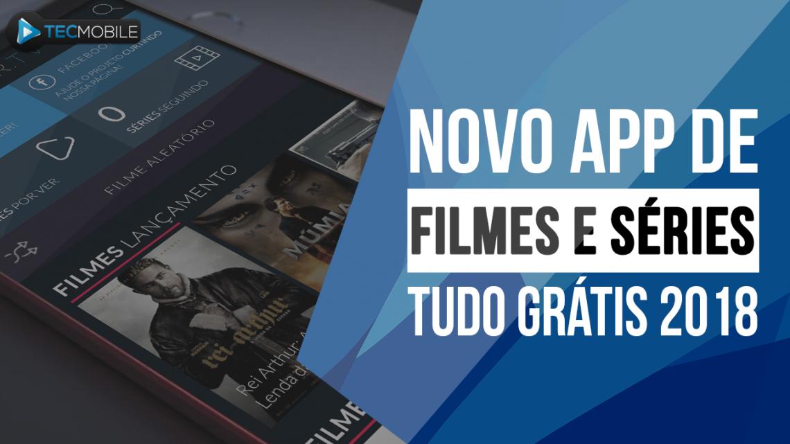 NETFLIX NUNCA MAIS!! CONHEÇA O NOVO APP PARA VER FILMES SÉRIES E TV ONLINE DE GRAÇA!