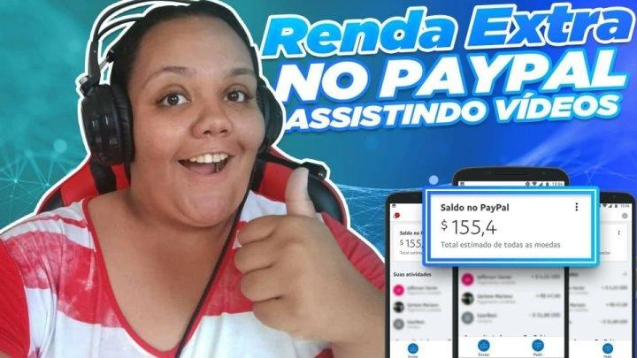 Como Ganhar Dinheiro na Internet ASSISTINDO VÍDEOS (Renda Extra)