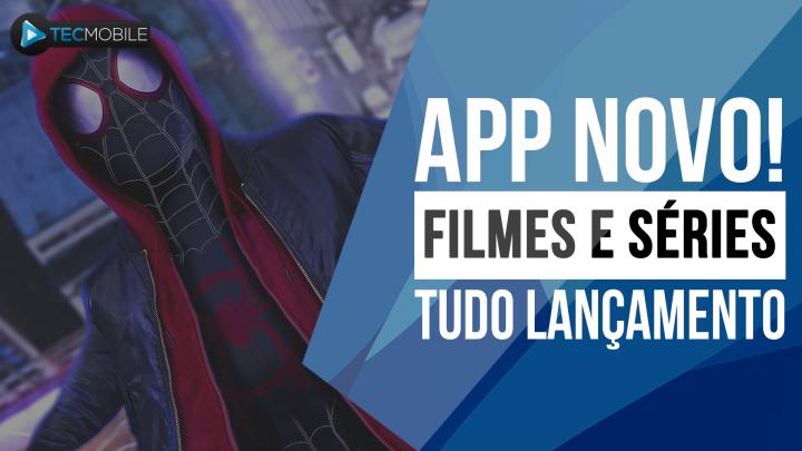 ATÉ QUE FIM!! NOVO APLICATIVO Para Assistir Filmes e Séries – TEM HOMEM ARANHA NO ARANHAVERSO