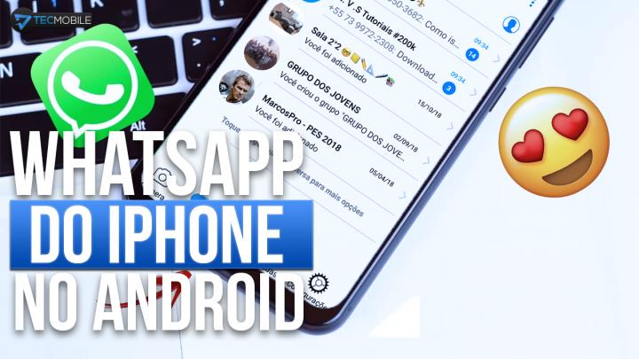 NOVO!! Como Deixar Whatsapp Do ANDROID Igual Do IPHONE 2019 – ATUALIZADO!